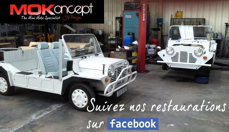 restauration moke